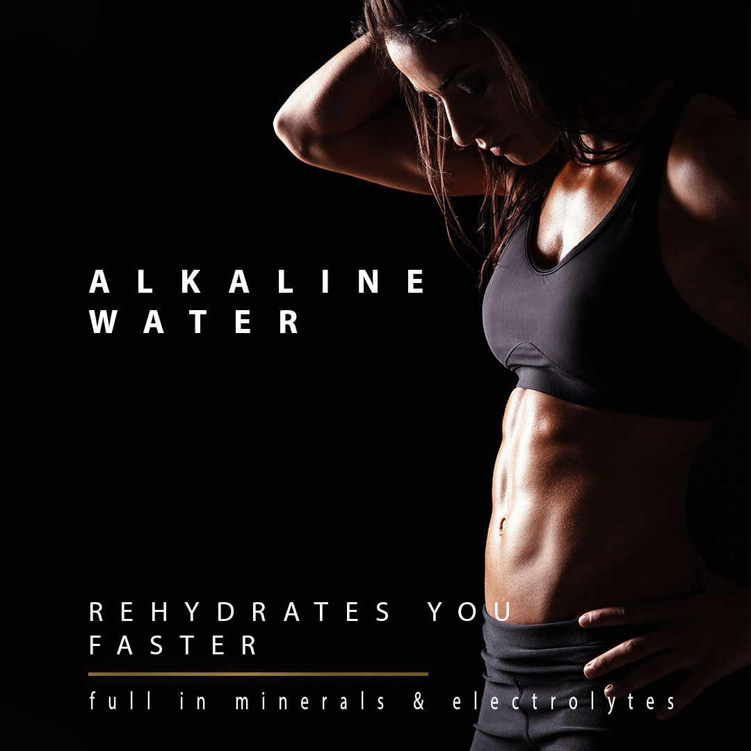 6 Surprising Ways Alkaline Water Helps You Lose Weight 3.